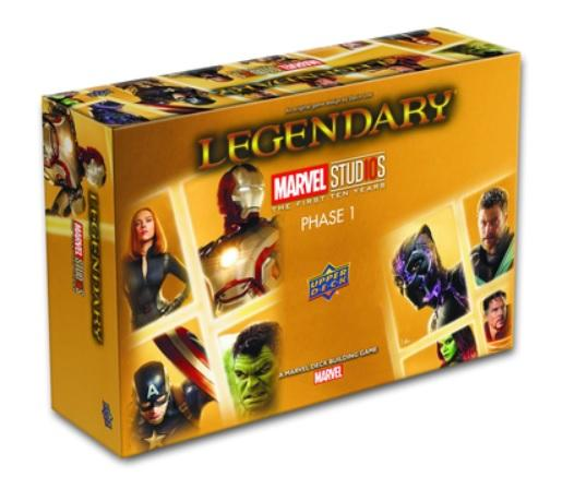 Marvel Legendary: Marvel Studios 10th Anniversary