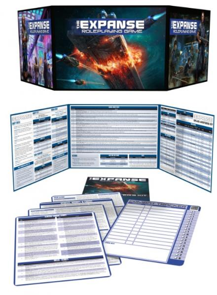The Expanse RPG: Game Master's Kit