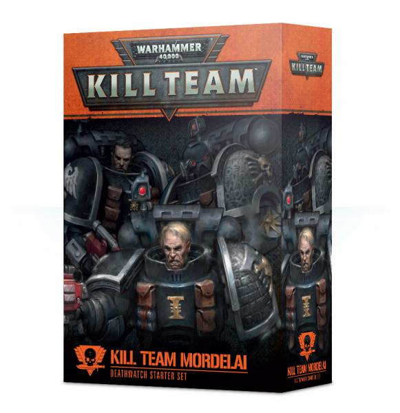Warhammer 40K: Kill Team Mordelai Starter Set [KILL TEAM]