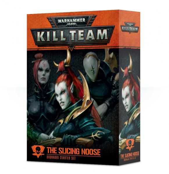 Warhammer 40K: The Slicing Noose Drukhari Starter Set [KILL TEAM]