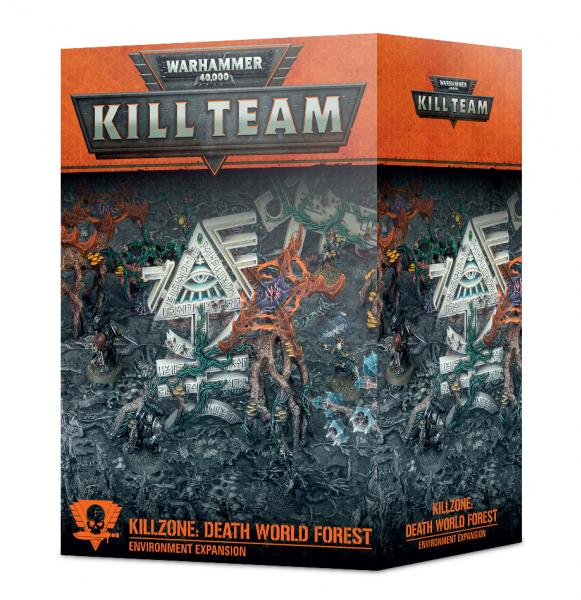 Warhammer 40K: Killzone Deathworld Forest [KILL TEAM]