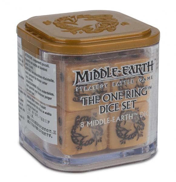 Lord of the Rings: The One Ring Dice Set