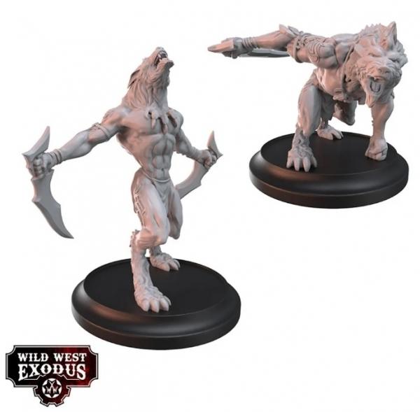 Wild West Exodus: Weylyn Spirit Walkers