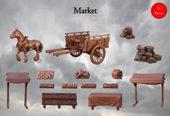 Terrain Crates: Market