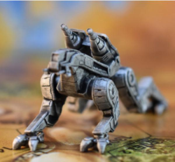 BattleTech Miniatures: Antlion LK-3D