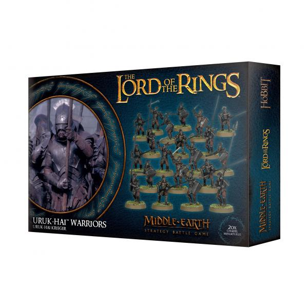 Lord of the Rings: Uruk-hai Warriors