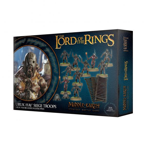 Lord of the Rings: Uruk-hai Siege Troops