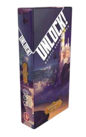 Unlock!: Scheherazade's Last Tale