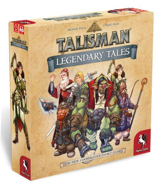 Talisman Legendary Tales: Core Game