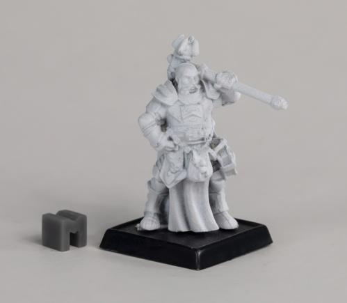 Dark Heaven Legends: Thregan Helmsplitter Duskwarden