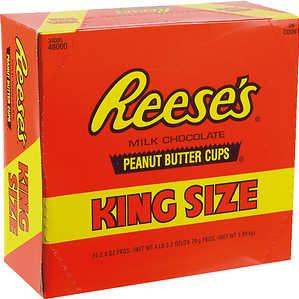 GK Cafe: Reese's, Peanut Butter Cups [King Size]