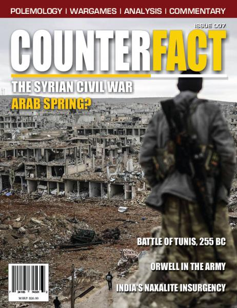 CounterFact Magazine: #7 The Syrian Civil War, Arab Spring?
