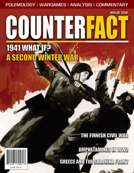 CounterFact Magazine: #8 What If - A Second 'Winter War'