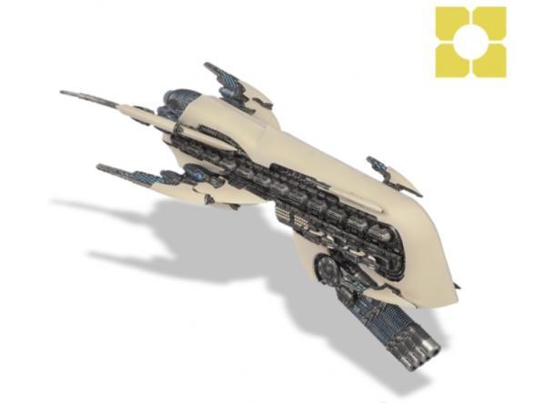 Dropfleet Commander: PHR Dreadnought