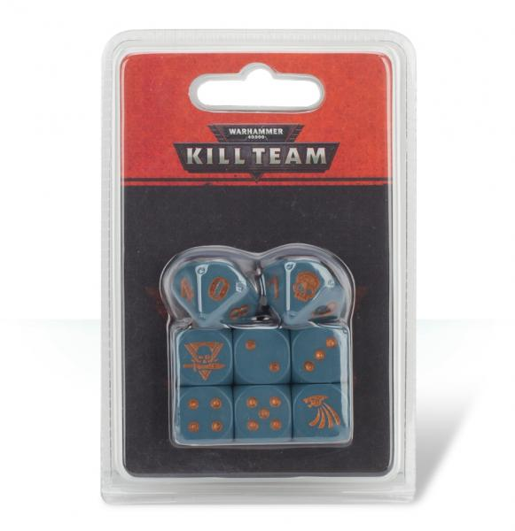 Warhammer 40K: Kill Team Elucidian Starstriders Dice
