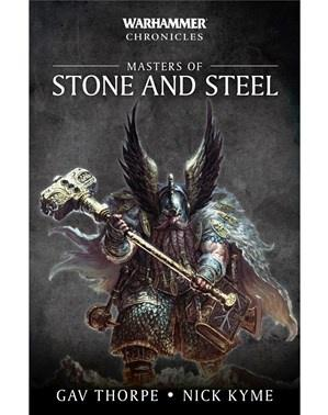 Warhammer 40K Novels: Masters of Steel and Stone