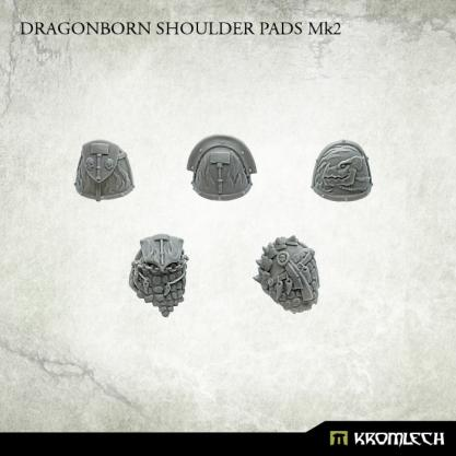 Conversion Bitz: Dragonborn Shoulder Pads Mk2 (10)