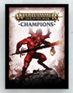 Warhammer Age of Sigmar: Champions TCG Sleeves - Chaos (50)