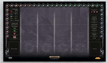 Warhammer Age of Sigmar: Champions TCG Playmat - Death