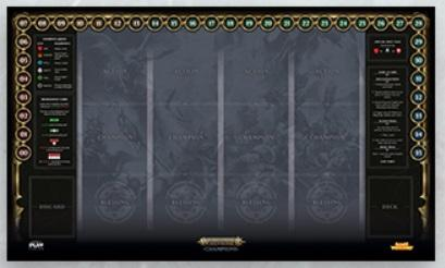 Warhammer Age of Sigmar: Champions TCG Playmat - Order