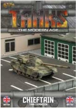 TANKS The Modern Age: Chieftain Expansion