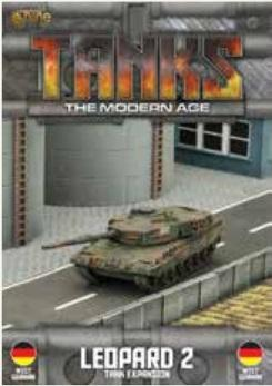 TANKS The Modern Age: Leopard 2 Expansion