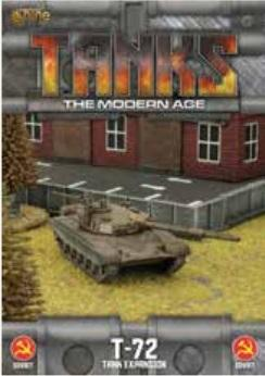 TANKS The Modern Age: T-72 Expansion