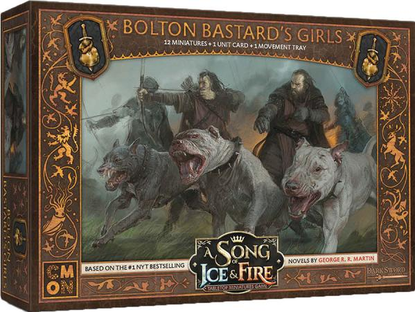 Song of Ice & Fire Miniatures Game: Bolton Bastard's Girls Unit Box