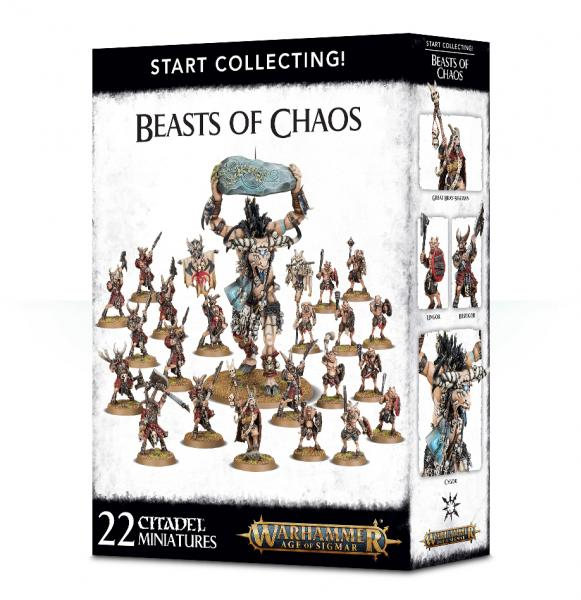Age of Sigmar: Start Collecting! Beasts of Chaos