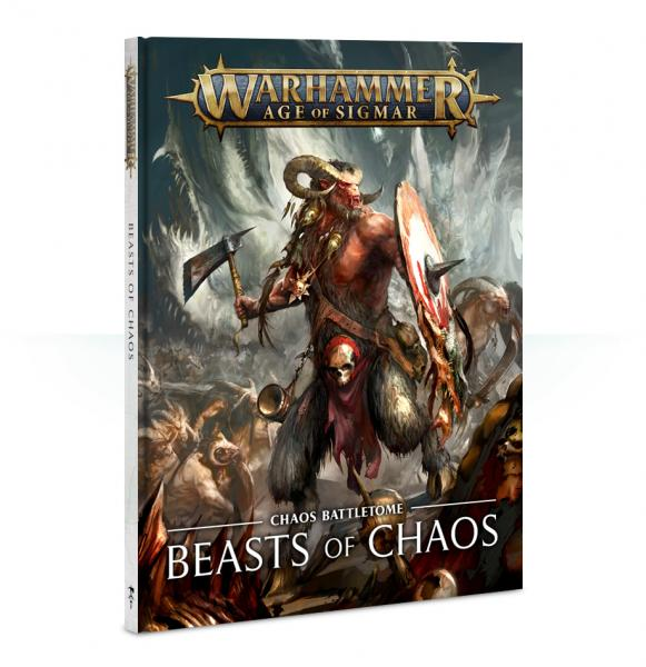 Age of Sigmar: Battletome - Beasts of Chaos (HC)