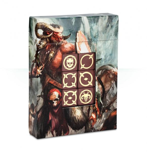 Age of Sigmar: Beasts of Chaos Dice Set