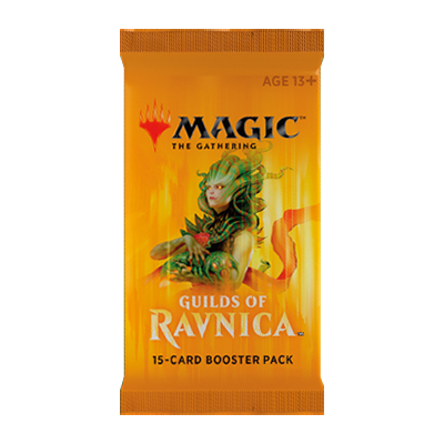 Magic the Gathering: Guilds of Ravnica Booster Pack (1)