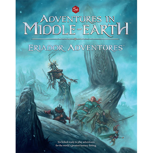Adventures in Middle Earth Eriador Adventures