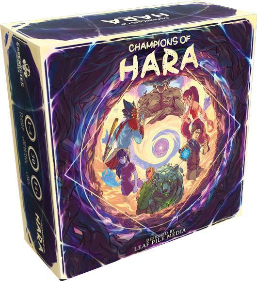 Champions of Hara