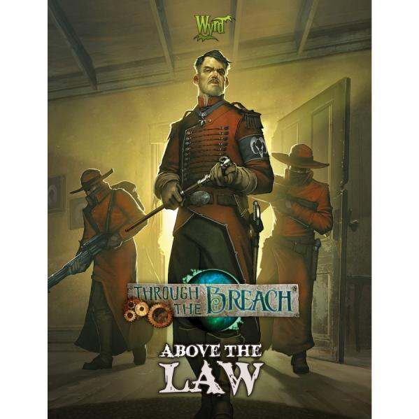 Through The Breach RPG: Above the Law