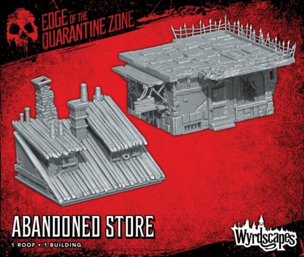 Wyrdscapes: Abandoned Store