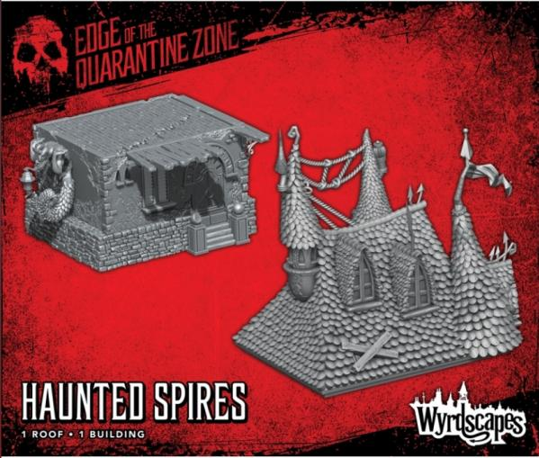 Wyrdscapes: Haunted Spires
