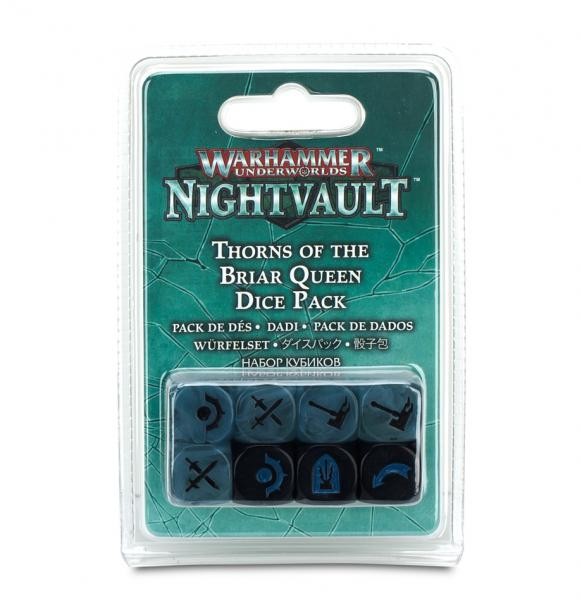 Warhammer Underworlds: Thorns of the Briar Queen Dice Pack