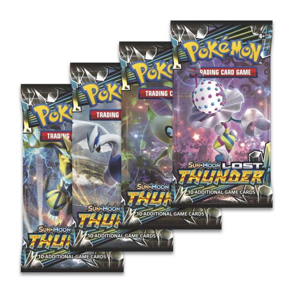 Pokemon CCG: Sun & Moon Lost Thunder Booster Pack (1)