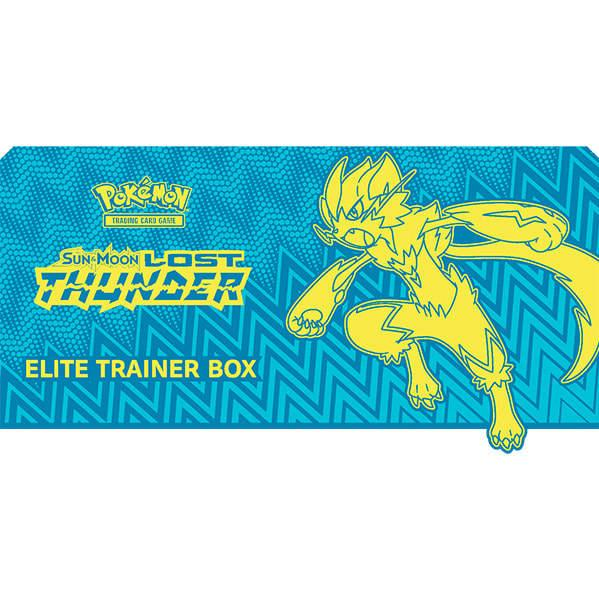 Pokemon CCG: Sun & Moon Lost Thunder Elite Trainer Box