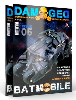 Damaged Magazine: Issue 05