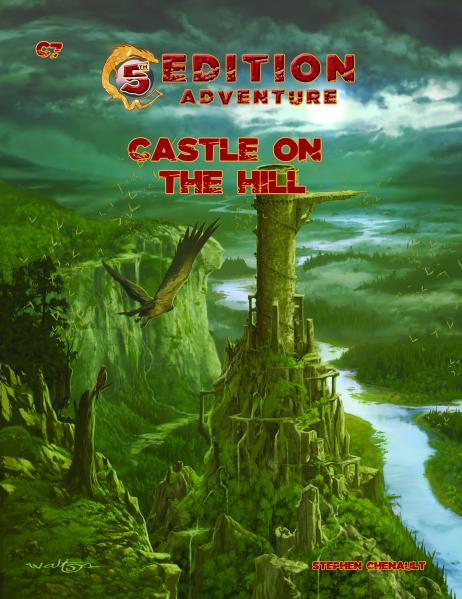 D&D 5th Edition Adventures: C7 - Castle Upon the Hill