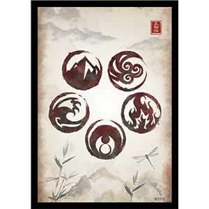 Legend of the Five Rings LCG: Dynasty Unlimited Art Sleeves (50)