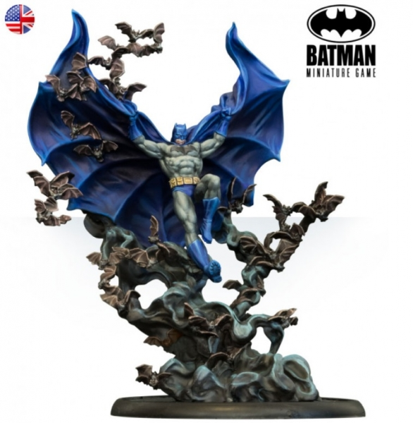 Batman Miniature Game: Batman 80th Anniversary (Multiverse) (Resin)