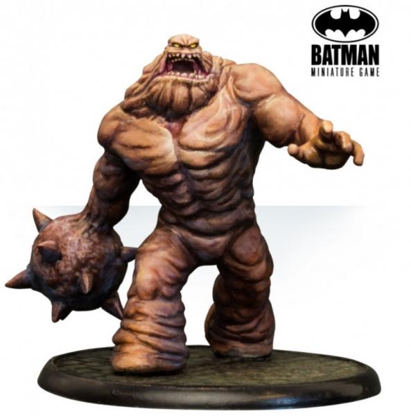 Batman Miniature Game: Clayface (Multiverse) (Resin)