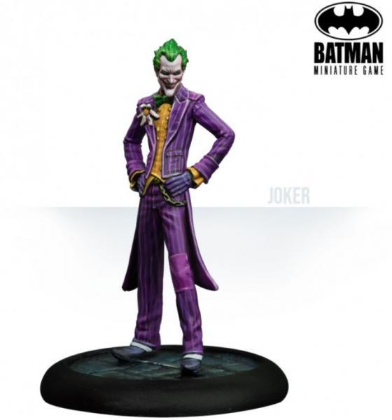 Batman Miniature Game: The Joker - Clowns Party Bat Box Set