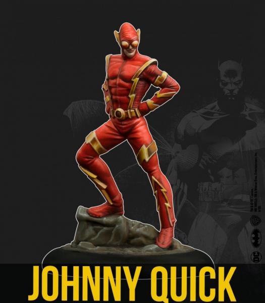 Batman Miniature Game: Johnny Quick (Multiverse) (Resin)