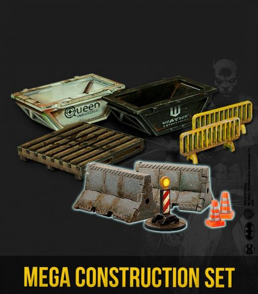 Knight Models: (Accessories) Mega-Construction Set