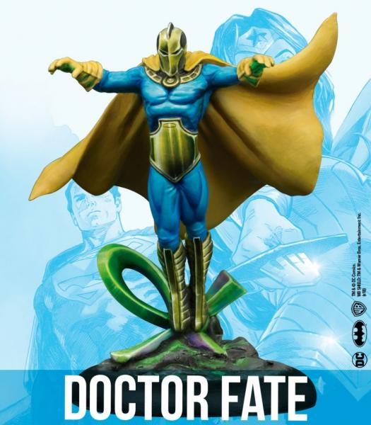 Knight Models DC Universe: Doctor Fate (Resin)