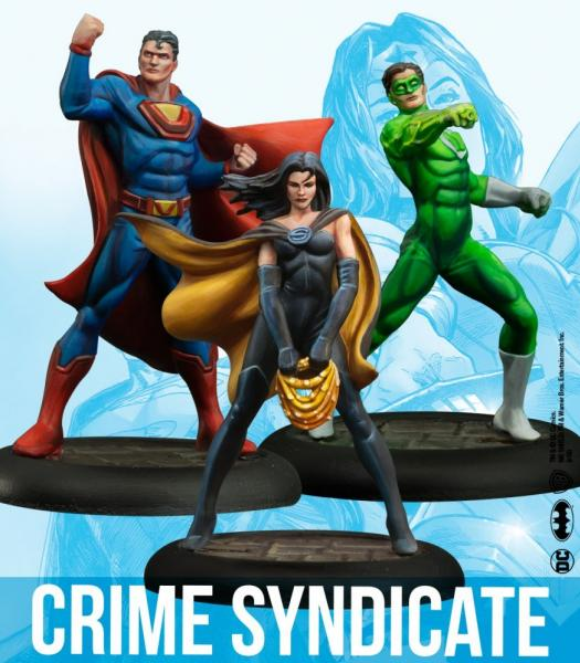 Knight Models DC Universe: Crime Syndicate (Resin)